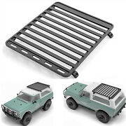 Nylon Luggage Rack Car Roof Shelf For Axial Scx24 Chevrolet C10 Rc Car Upgrade