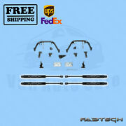 8 Multiple Front Shock Syst W/ Stealth Shocks Fabtech For Ford F350 4wd 11-16