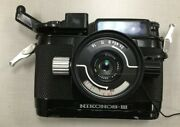 Nikonos Iii Underwater Camera With 35 Mm , 15mm W/ Viewfinder And Close Up Kit