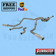 Exhaust System Kit Flowmaster For Toyota Tundra 2011-2019