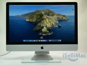 Apple 27 Imac 5k 2017 4.2ghz I7 2tb 64gb Mned2ll/a + Display Issue Sold As Is