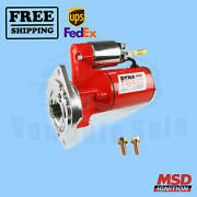 Starter Motor Msd Compatible With Mercury 1975-1980 Monarch