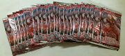 Yu-gi-oh Strike Of Neos Booster Box Loose Pack Lot 24 Packs Tcg 1st Edition