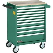 Grizzly H7730 10 Drawer Rolling Tool Cabinet