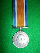 Ww1 British War Medal To 2nd Cl. W.o. Bosman, 18th Mounted Rifles, South African