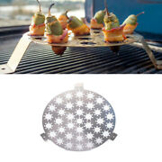 Kooker Stainless Steel 36 Hole Jalapeno Camping Bbq Grill Rack With Corer Tools