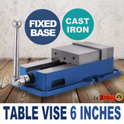 6and039and039 Accu Lock Vice Precision Milling Drilling Machine Bench Clamp Unit Qualities
