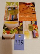 119 Home Interiors And Gifts / Celebrating Home Brochure Sales Catalog 36 Pages