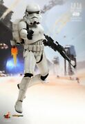 Hot Toys 1/6 Scale Star Wars Jump Trooper Vgm23 2016 Toy Fair Exclusive Nib