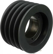 Browning 4b5v54 Fixed Pitch Pulley 4 Groove 5.68 Inch Diameter