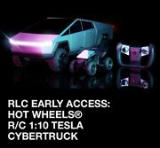 Hot Wheels Cybertruck Rc 110andnbsplimited Confirmed Pre Order Sold Out