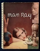 Man Ray Photographs 1920 To 1934 - Rare Book Great Condition