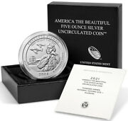 2021 P Tuskegee Airmen National Historic Site - 5 Oz Silver Coin-sold Out @ Mint