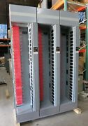 Square D Model 6 1200/300 Amp 480v Mcc Motor Control Center 3 Section 1200a 300a