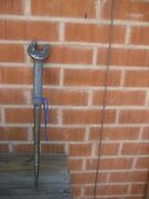 Vintage 1 1/4 Size X 18 Length Williams Ironworker Spud Wrench 208 Usa