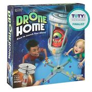Drone Home Game With Real Flying Drone