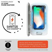 Uv Zone Phone Safety Smartphones Iphone Android Air Pods Credit Cards And More