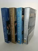 The West Wing Complete 1st 2nd 4th 6th Season Dvd 2000 Pre-owned