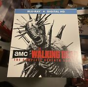 New The Walking Dead Complete Season 7 Blu-ray Limited Edition Mcfarlane Toys