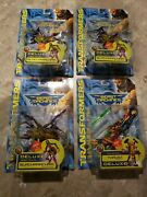 Transformers Beast Machines Deluxe 3 Blackarachnia's And 1 Thrust New And Mib
