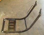 At312406 Sweeps Curved With Brackets Fits John Deere 450h, 550h, 650h Dozer