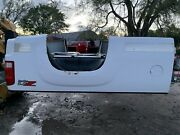 Gmc Sierra 07-14 White Long Box And Tailights 8andrsquo Bed 1500/2500/3500 W/ Linex