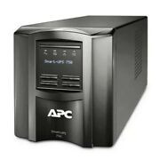 New In Sealed Box Apc By Schneider Electric Smart-ups 750v Ups System Smt750c