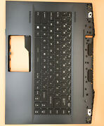 Original Msi Ge66 Ms-1541 Qwerty Top Palm Keyboard Housing Assembly Steelseries