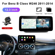 For Mercedes Benz B Class W246 2011-2014 12.3 Inch Android Auto Car Gps Navi
