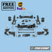 Pro Comp Lift Kit 6 W/spacers And Rear Pro Runner Shocks 2012-18 Ram 1500 Gas 4wd