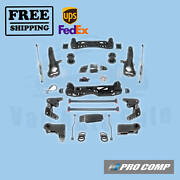 Pro Comp Lift Kit 4 W/front Spacers And Rear Es Shocks 2012-2017 Ram 1500 Gas 4wd