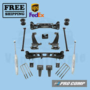 Pro Comp Lift Kit 6 W/front Strut Spacers And Rear Es Shocks 15-19 Ford F-150 2wd