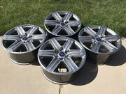 Ford F150 Xlt Lariat Fx4 Factory Stock 20andrdquo Inch Oem Wheels Expedition 20x8.5
