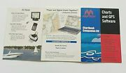 Maptech Charts Gps Software Cd Paper Dig Norfolk Va To Florida Region 6 Edition9