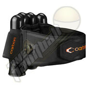 Carbon Paintball - Crbn Sc Harness - 4 Pack - Black Free Shipping