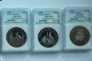 Somali Poland Pope John Paul Ii 3 Coins You Buy And Pay For 3 Coins