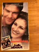 Something To Talk About Julie Roberts Dennis Quaid Robert Duvall R Vhs Pre-owned
