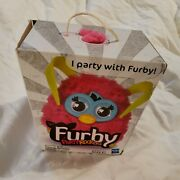 Furby Party Rockers - Pink Furby New In Open Box