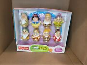 Fisher-price Little People Disney Snow White And The Seven Dwarfs 2013