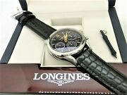 Longines L2.750.4.56.0 Heritage Collection Chronograph Swiss Made Wristwatch
