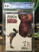 Timely Comics Moon Girl And The Devil Dinosaur Cgc 9.0 Reprint Of Comics 1-3