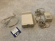 Working Commodore 1581 Disk Drive Low Serial Number 001799 Tested 64 128