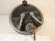1913 Or To 1919 Cole Ignition Switch Antique Vintage