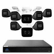 Montavue-ip 4k 16 Channel Nvr Home Security Camera System