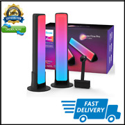 Smart Led Light Bars Modes Play Backlights With Camera For 27-45 Inch Gaming Pc