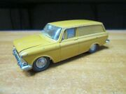 Collectible Soviet Moskvich 433 A5 75-77 Toy Car 143 Scale Model Ussr Russia