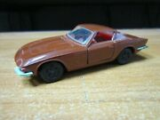 Collectible Soviet Chevrolet Rondine Pininfarina Toy Car 143 Ussr Russia