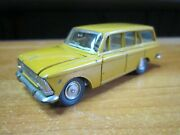 Collectible Soviet Moskvich 427 A4 75-77 Toy Car 143 Scale Model Ussr Russia