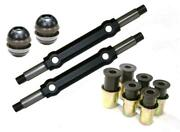 Ridetech 1967-1970 Mustang Delrin Control Arm Bushings And Cross Shafts 12109590