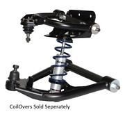Ridetech 73-87 Chevy C10 Front Strongarm Control Arms Uppers And Lowers 11362699